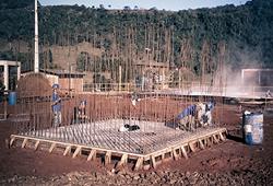 Execução, planejamento e gerenciamento de  Obras de Infra- Estrutura em concreto, Viária, Industriais e residenciais.